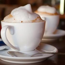 Zubereitung eines perfekten Cappuccino