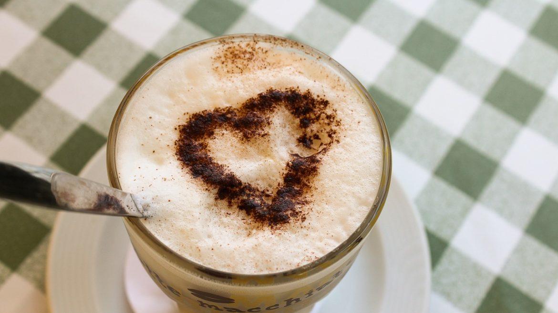 Latte Art - Das Auge trinkt mit