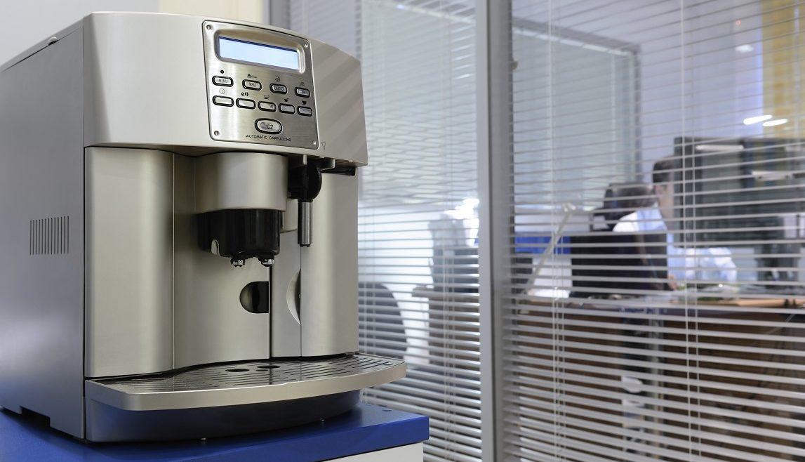 Lohnenswert: Kaffeemaschinen fürs Büro mieten